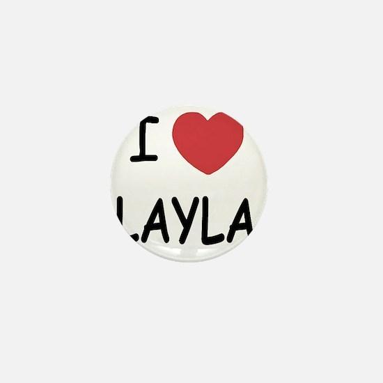 LAYLA Mini Button