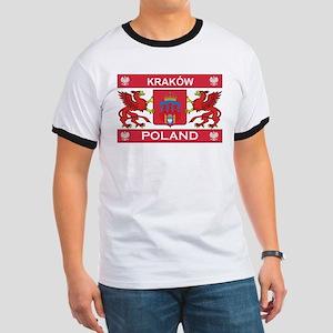 Krakow Ringer T