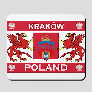 Krakow Mousepad