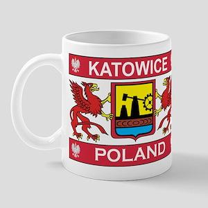 Katowice Mug