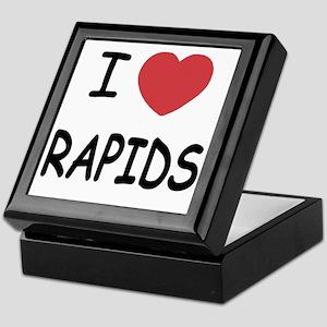 RAPIDS Keepsake Box