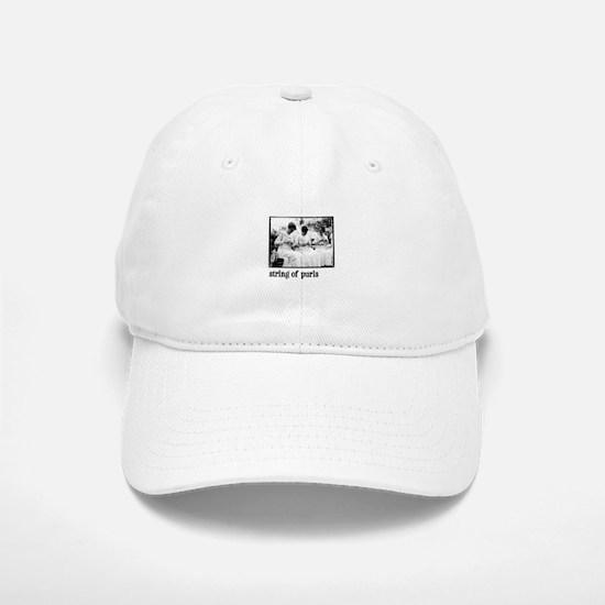 String of Purls Baseball Baseball Cap