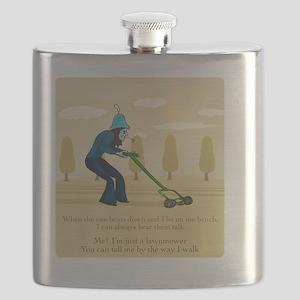 Lawnmower Flask