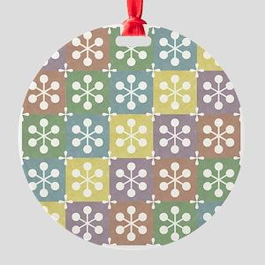 STOCKING STUFFER Round Ornament