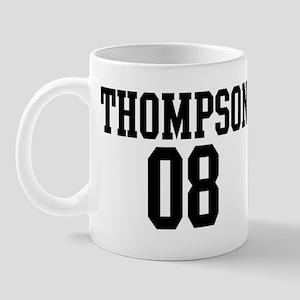Thompson 08 Mug