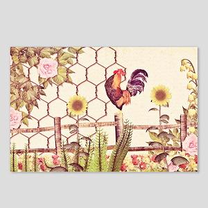bag-9 Postcards (Package of 8)