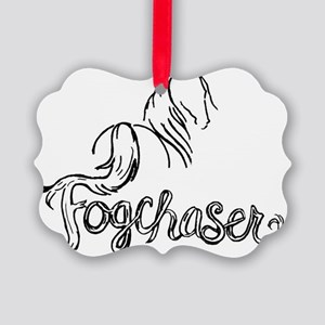Fogchaser 4C Picture Ornament