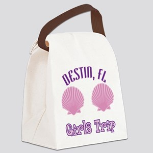 Destin Girls Trip - Canvas Lunch Bag