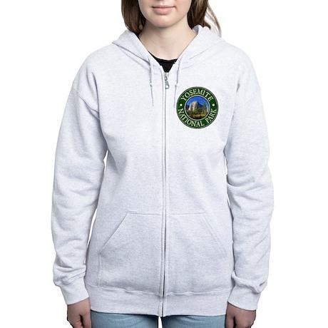 Yosemite National Park Women's Zip Hoodie