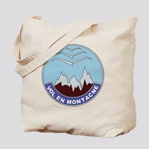 Vol en MONTAGNE Tote Bag