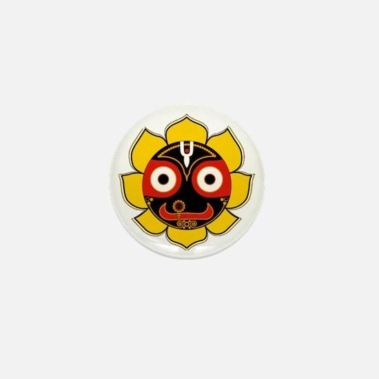 Jagannath Mini Button