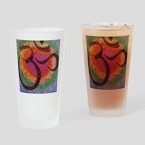 chakraomlrge Drinking Glass