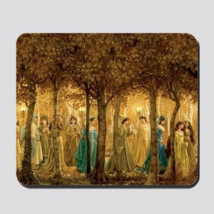 THE 12 DANCING PRINCESSES Mousepad