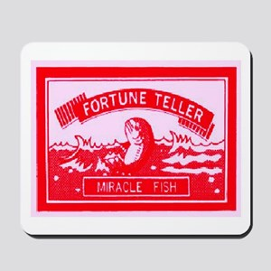 FORTUNE TELLER MIRACLE FISH Mousepad