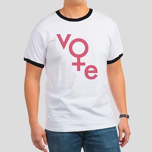 Women Vote Ringer T