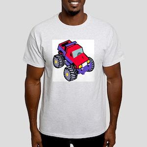 truck toddler tee Light T-Shirt