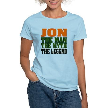 Jon - the Legend Women's Light T-Shirt