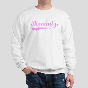 Vintage Bermuda (Pink) Sweatshirt