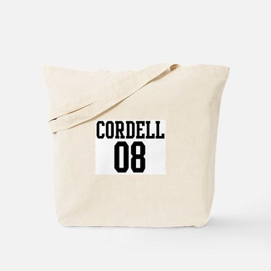 Cordell 08 Tote Bag
