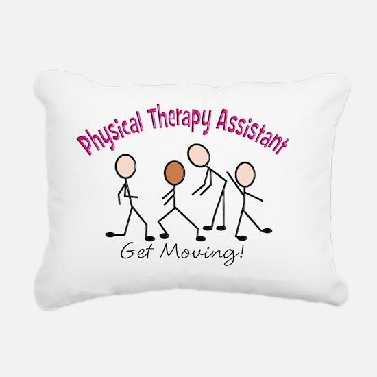PTA Rectangular Canvas Pillow