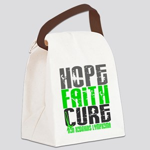 D LYMPHOMA NON Canvas Lunch Bag