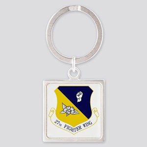 27th FW Square Keychain