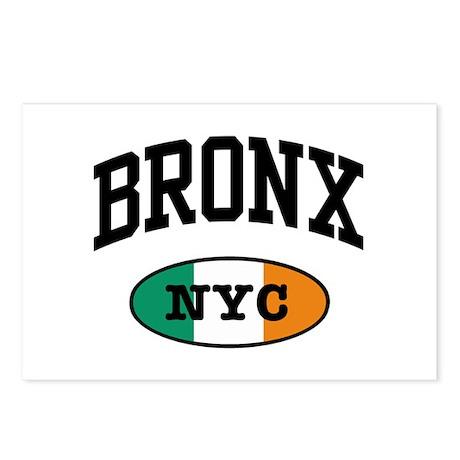 Bronx Irish Postcards (Package of 8)