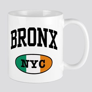 Bronx Irish Mug