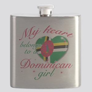 dominican. girls Flask