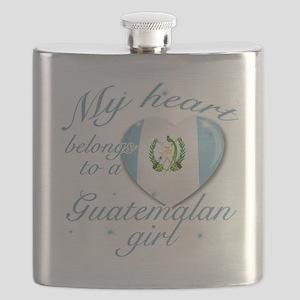 guatamelan girl Flask