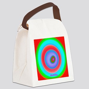 Mobbly4 2000x2000 200dpi Canvas Lunch Bag