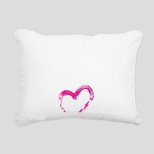 high voltage line wife b Rectangular Canvas Pillow