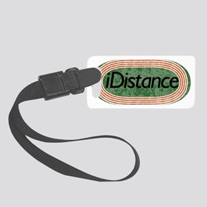 i Distance Run Track and Field Small Luggage Tag