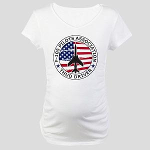 F105pilotsassoc Maternity T-Shirt