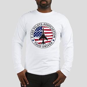 F105pilotsassoc Long Sleeve T-Shirt