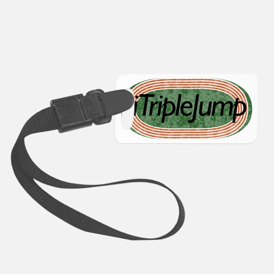 i Triple Jump Luggage Tag