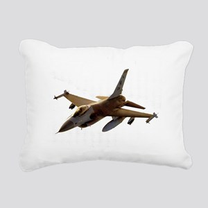 F162 Rectangular Canvas Pillow
