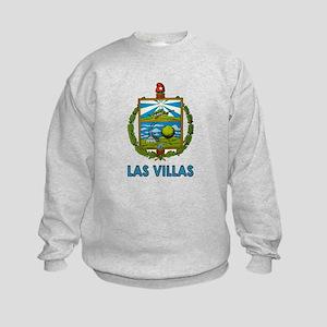 Escudo de Las Villas Kids Sweatshirt