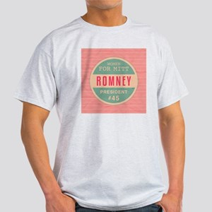 apr12_wwf_romney Light T-Shirt