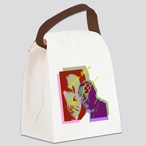 obamas1 Canvas Lunch Bag