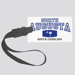 North Augusta South Carolina Sta Large Luggage Tag