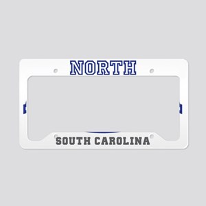 North Augusta South Carolina  License Plate Holder