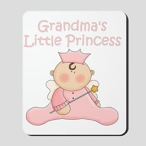 grandmas little princess Mousepad