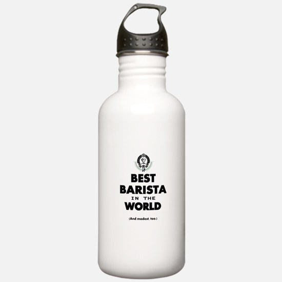 The Best in the World – Barista Water Bottle