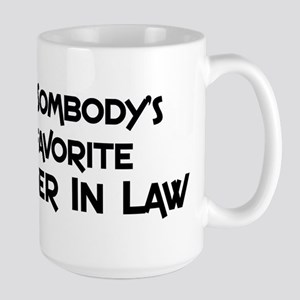 Favorite Father In Law Mugs