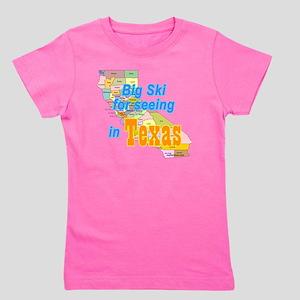 Big_Ski_Texas Girl's Tee