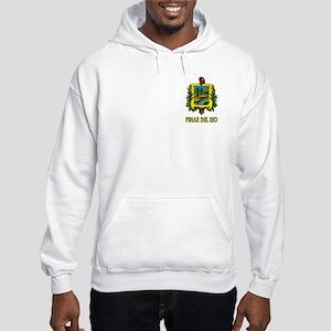 Escudo de Pinar del Rio Hooded Sweatshirt
