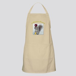 Grey Squirrel BBQ Apron