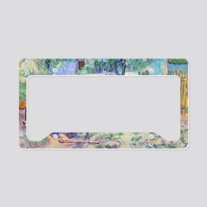 Bag VG 3 Field License Plate Holder