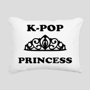 K-POP Princess Rectangular Canvas Pillow